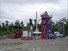 Asphalt mixing plant(LBJ500)