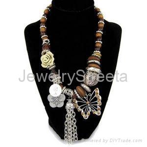 Women Costume Necklace Vintage Style Jewelry Set Wholesale