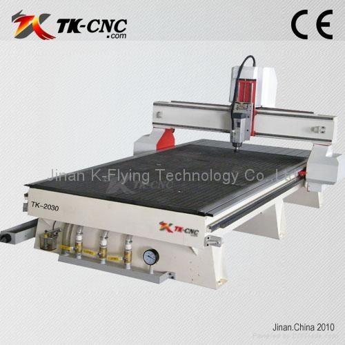 CNC Woodworking Machine - TK-2030 - TK-CNC (China Manufacturer ...