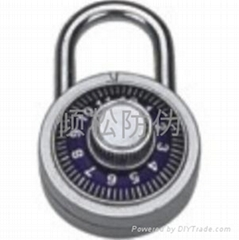 密码锁防伪