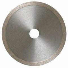 High quality continuous diamond saw blade