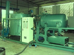 waste engine oil regenration equipment