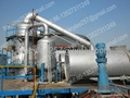 waste oil refining distiling equipment