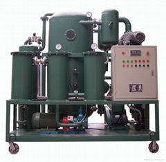 two-stage vacuum tranformer oil  purifier oil recycling oil filtration