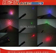 RGB Laser Pointer Green+ Red+ Blue Violet Laser