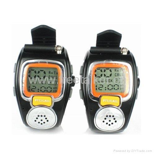 Wrist Watch Walkie Talkie 2