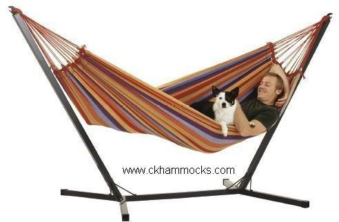 steel hammock