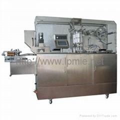 LPDPB150C Model Flat Plate Auto Blister Packing Machine