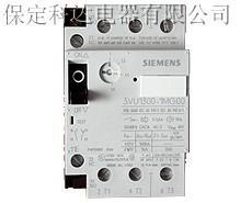西門子3VU13系列斷路器