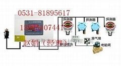 天然氣報警器 RK-2000