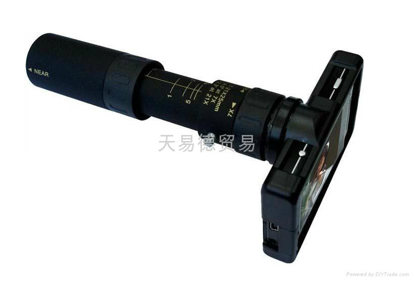 Digital Video Binocular Sports Camera Great 40x Zoom 1