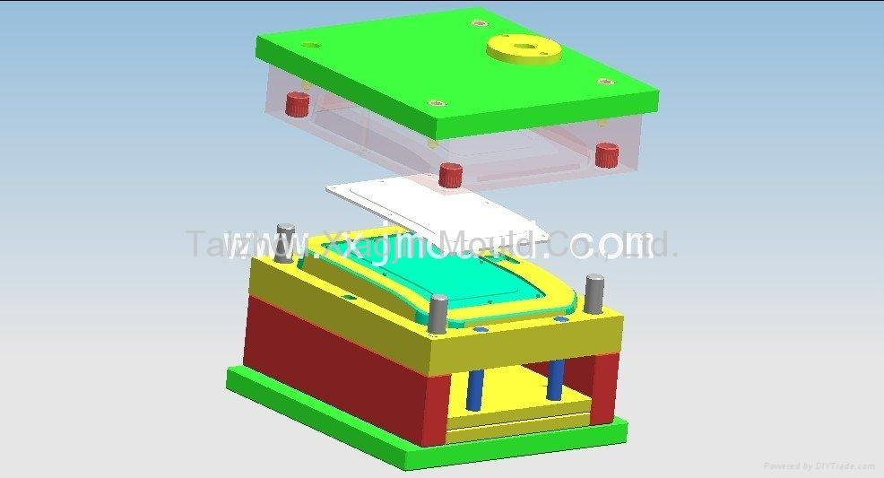 Car Part Mold Xiaojin China Manufacturer Electrical
