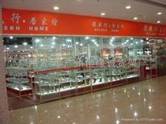 广州商场展示架