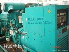 衢州發電機出租