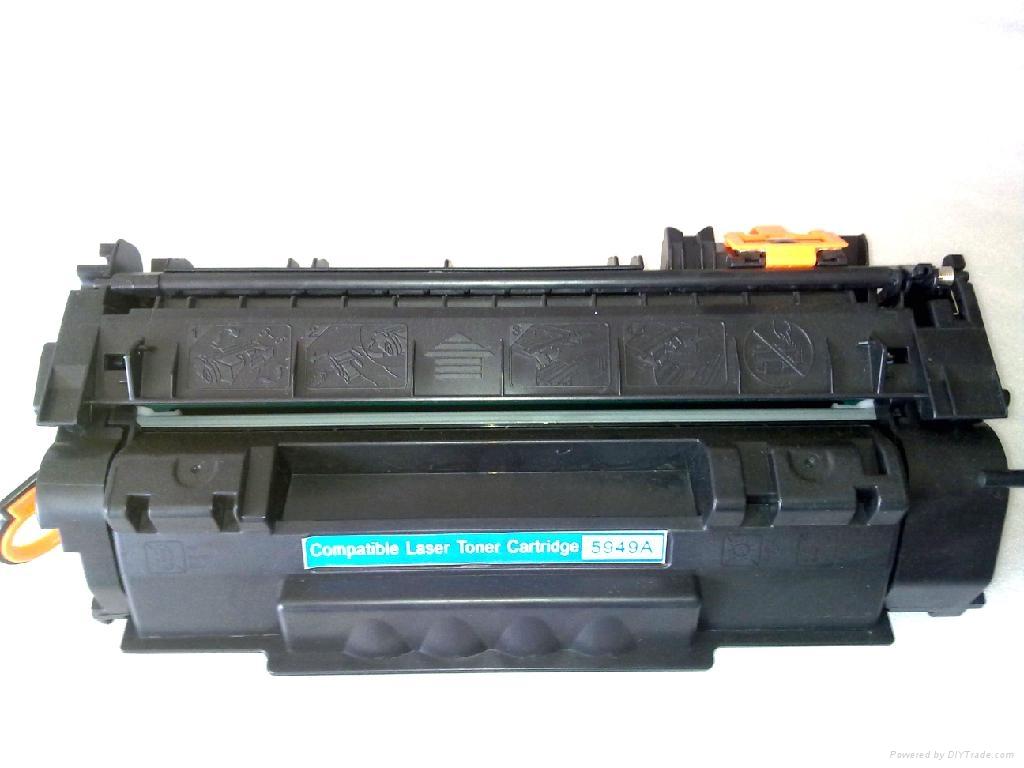 HP5949A /X Toner cartridge 4