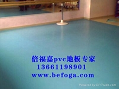 舞蹈室專業塑膠地板舞蹈教室地膠