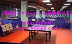 专业乒乓球地板 乒乓球场专用地板
