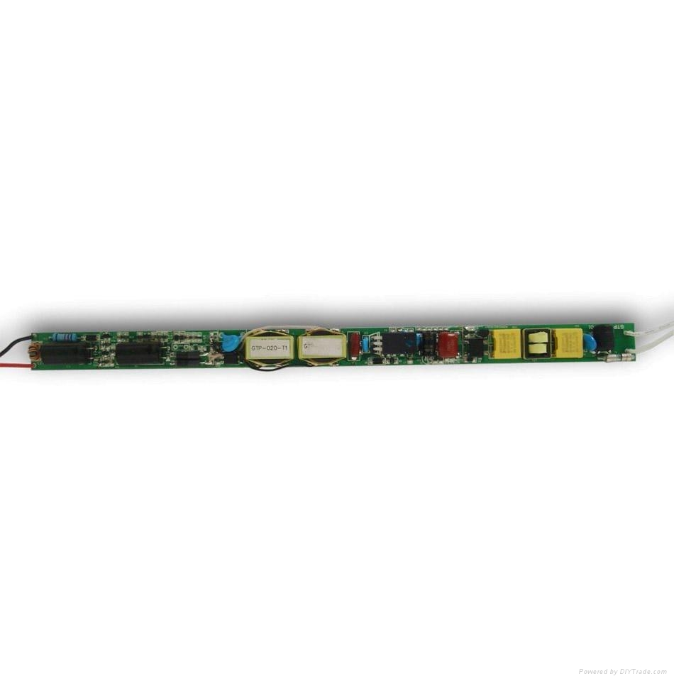 18W隔離式LED日光燈電源 1