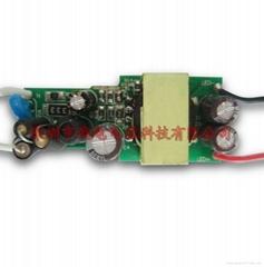 T型5*1W可調光LED電源