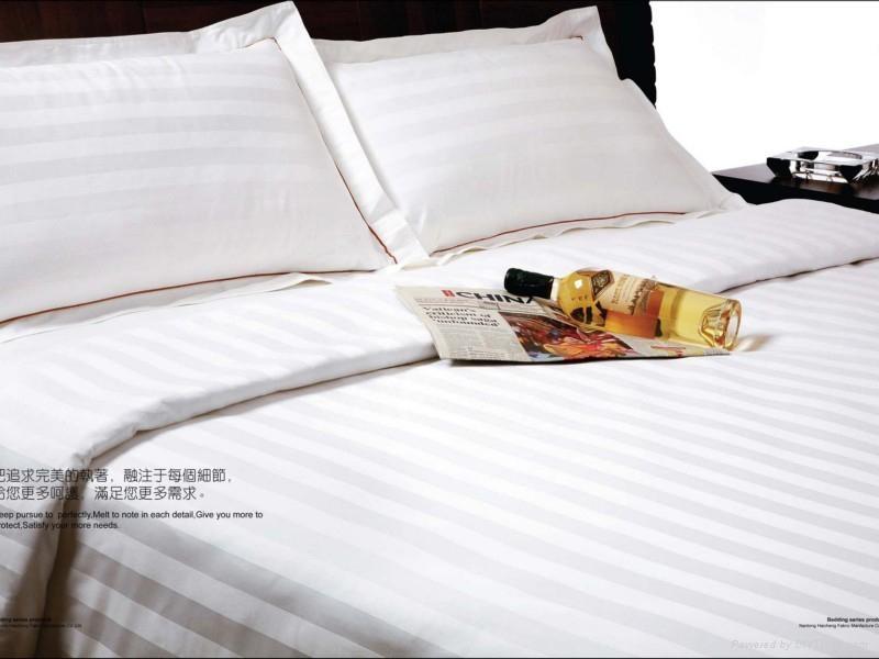 供應酒店床上用品 2