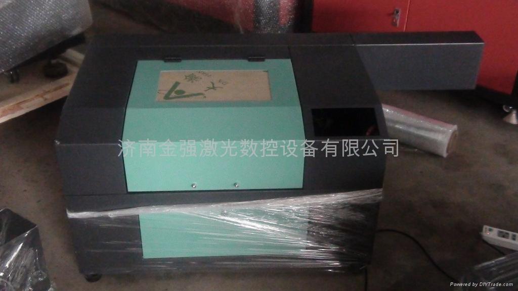 迷你工藝品型激光雕刻機 4