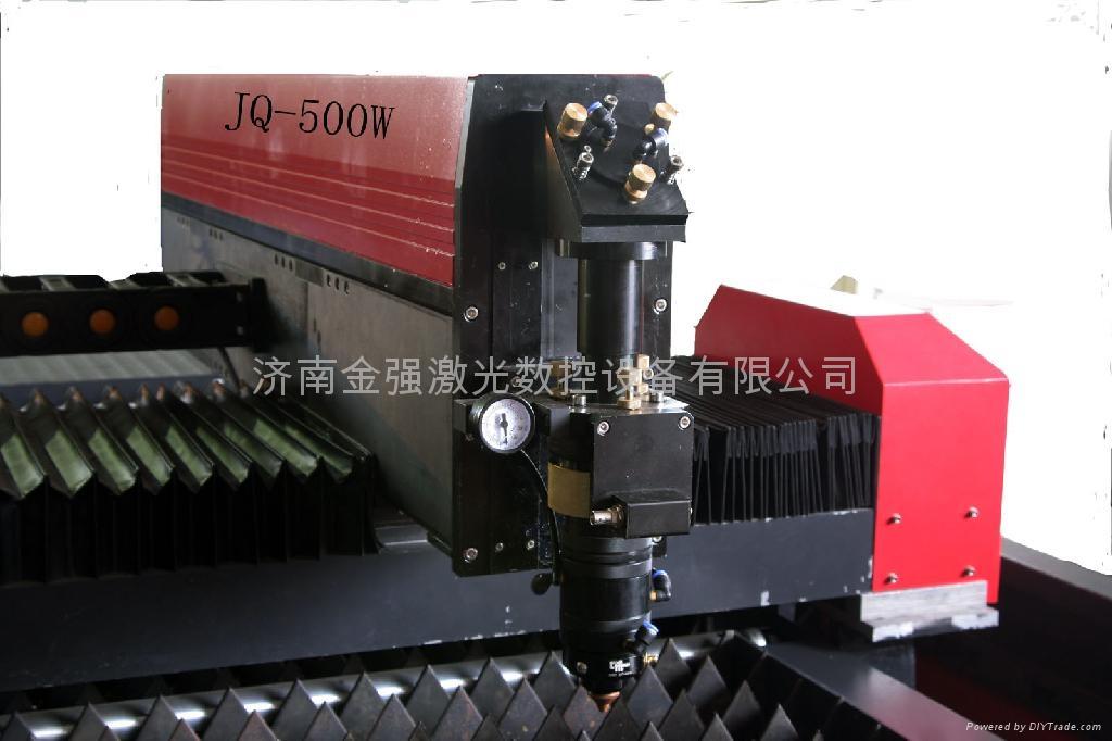 金強金屬激光切割機 3
