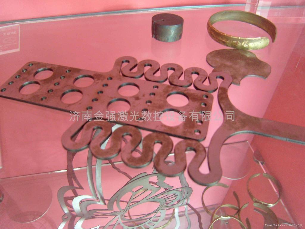 金強金屬激光切割機 5
