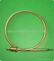 Gas water heater thermocouple