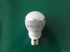 供应3W大功率LED灯泡