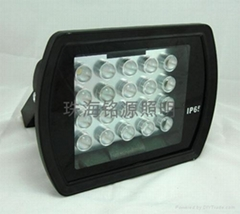 供應大功率LED 氾光燈