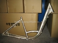 beach bicycle frame and fork  3