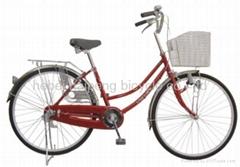 26 lady bike