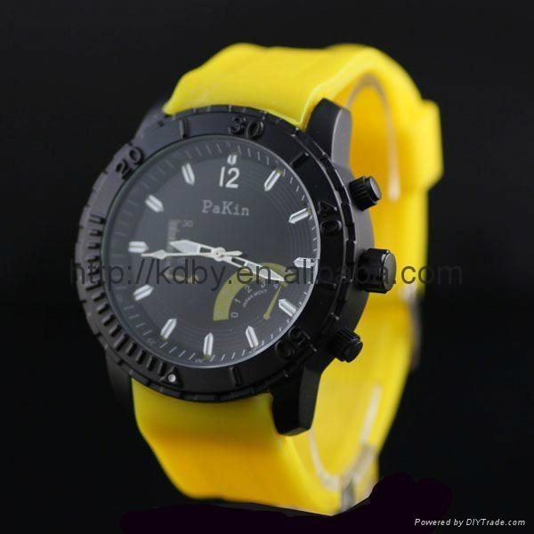 2012 Trendy Silicone Sport Watches Men Kd F050 Koda