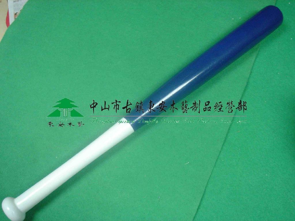 Wooden baseball bats 2