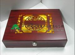 Cordyceps sinensis wooden box