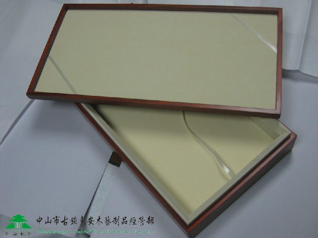 Pear wooden box 3