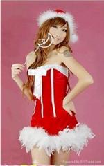 Santa Sweetheart Chiristmas Costume