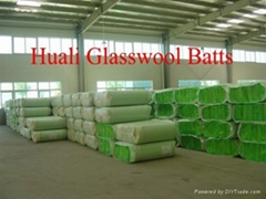Fiberglass wool insulation batts1160*430/580 with AS/NZ4859.1 certificate