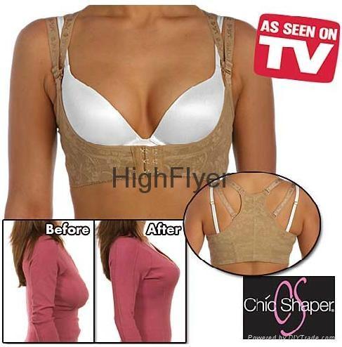 Chic Shaper EXtreme Bra As Seen On TV Push Up Bra Lift - HF-TV ...