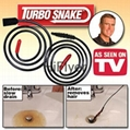 Turbo Snake drain cleaner Opener As Seen on TV