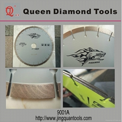 Granite cutting tools