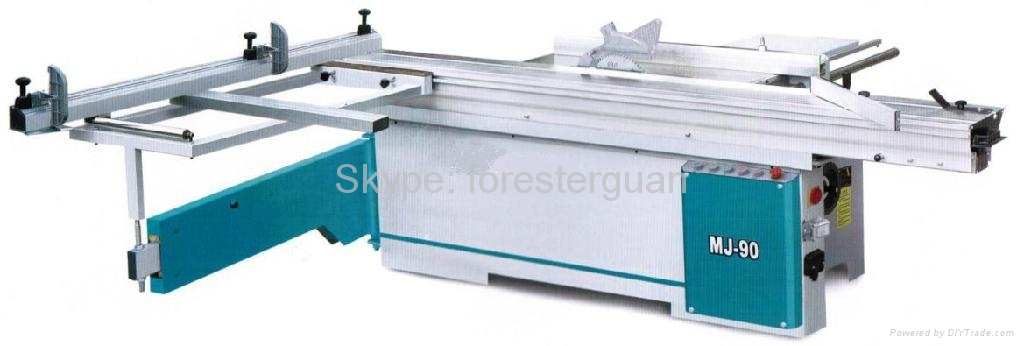 Sliding Table Saw Mj6130z Zhongding China Manufacturer Woodworking Tools Products