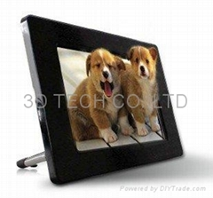 3D Digital Photo Frame Auto stereoscopic