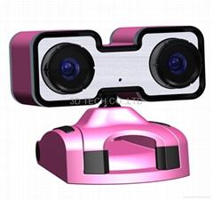 3D Webcam/web camera pc