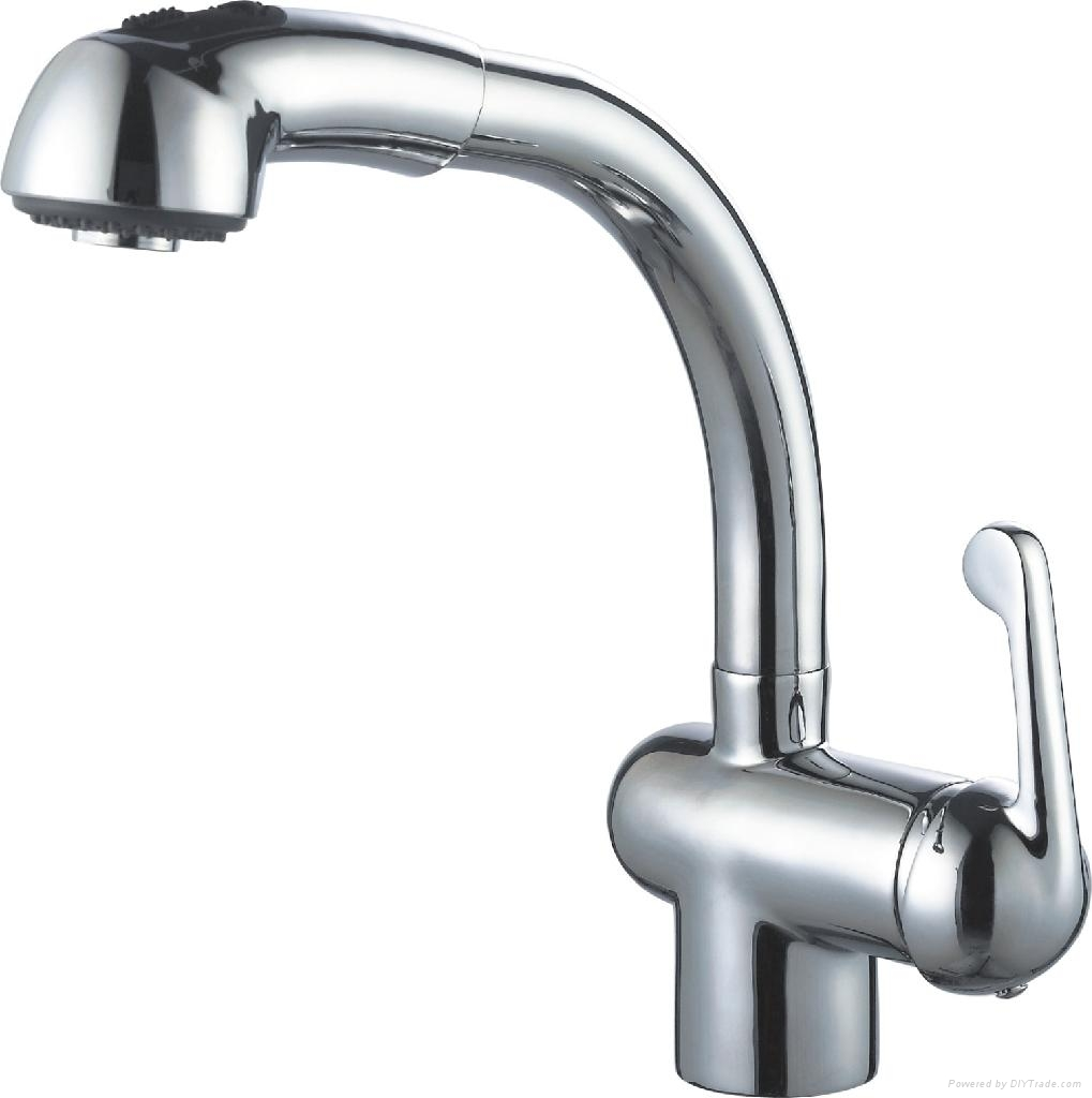 How To Replace Single Level Kitchen Faucet