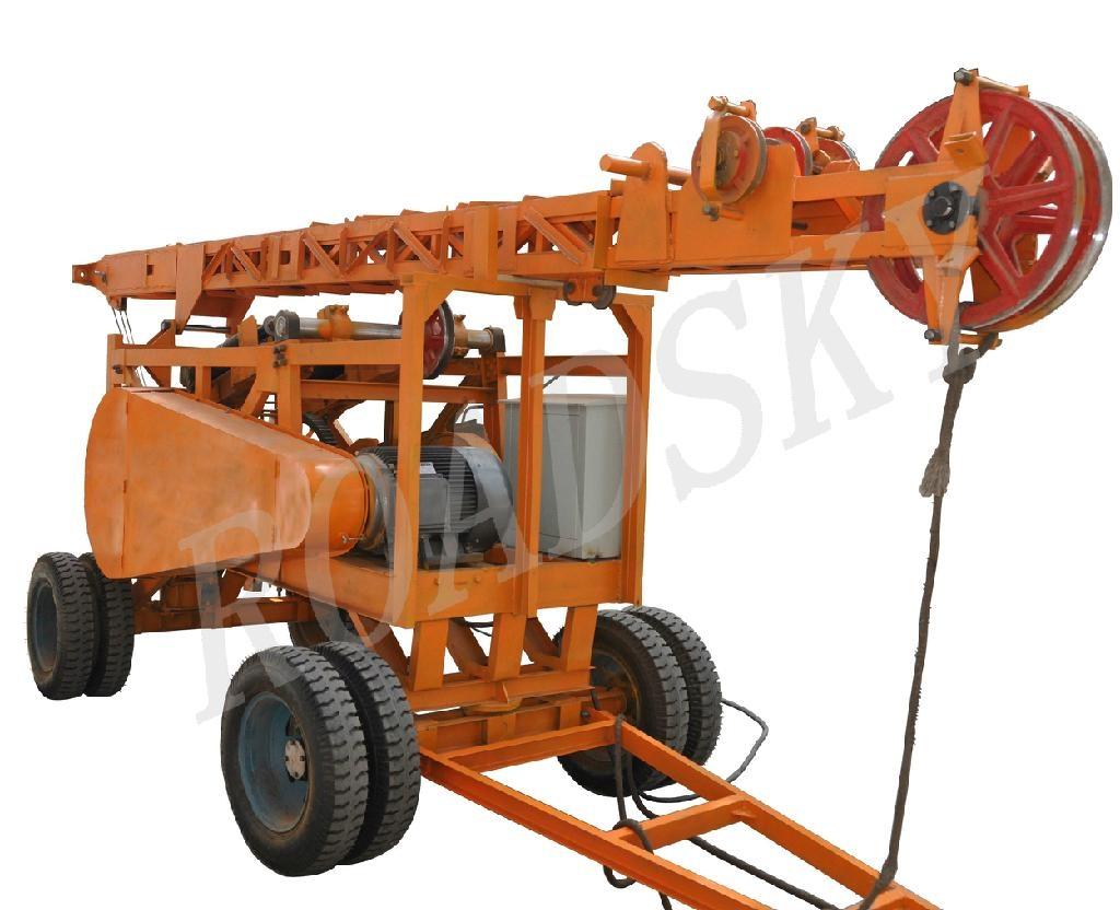 Impact Drilling Rig 1