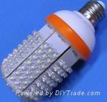 節能環保綠色LED玉米燈