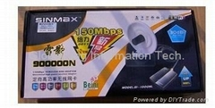 sinmax 900000N 150Mbps 無線網卡