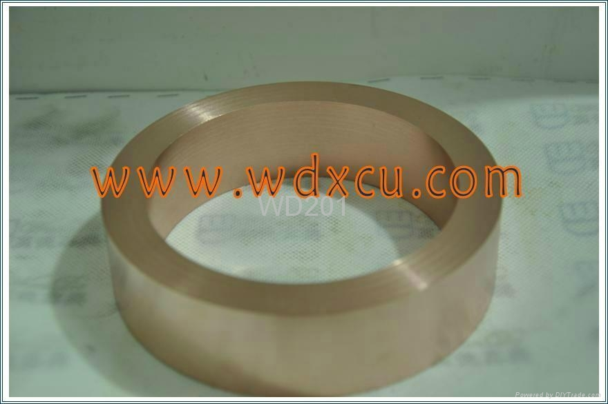 copper tungsten ring 1