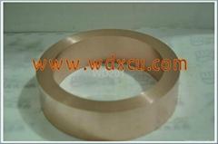 copper tungsten ring